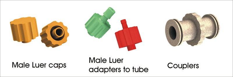 Luer kit components